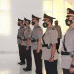 Kapolres Lebak pimpin Sertijab Pengukuhan Lima Pejabat Utama di Polres Lebak