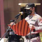Kapolres Pimpin Setijab Pejabat Dilingkungan Polres Pandeglang