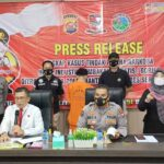 Ditresnarkoba Polda Banten Ungkap Pelaku Home Industri Tembakau Gorila, 1 Orang Tersangka Diamankan