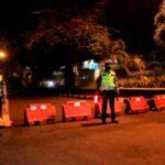 PPKM Darurat, Polres Pandeglang Gelar Penyekatan dan Pengalihan Arus Lalulintas
