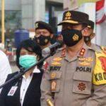 Kapolda Banten Sikapi Soal Kerumunan Pada Peresmian Kampung Tangguh di Pandeglang