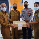 DPMPD Pandeglang Distribusikan Logistik Pilkades ke 206 Desa