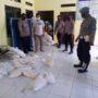 Polsek Pulosari Nyatakan Pembagian Beras Bansos Aman dan Layak Dikonsumsi