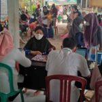 Desa Intenjaya Gelar Vaksinasi Tahap Ke 8, Targetkan Vaksinasi 100 Persen